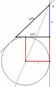 Geometrie Winkel Berechnen : mp forum geometrie radius berechnen matroids matheplanet ~ Themetempest.com Abrechnung