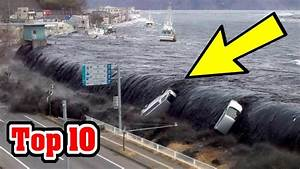 Top 10 Most EXPENSIVE Natural DISASTERS - YouTube