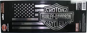 Harley Davidson Motorcycle Bike Cycle Decal Sticker Hd