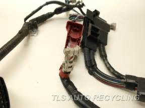 2014 Toyota Corolla Engine Wire Harness
