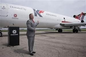 KF Aerospace Donates Boeing 727 To Fanshawe College | Aero ...