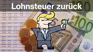 Steuerklasse 6 Berechnen : lohnsteuerrechner 2018 lohnsteuer berechnen so geht es ~ Themetempest.com Abrechnung