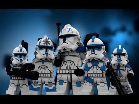 lego star wars st umbara clone series highlight youtube