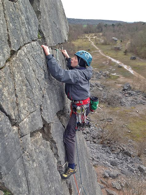 Rock Climbing Tuition Problem Solving