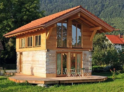 Feststehende Tiny Häuser by Blockh 228 User F 252 R Singles Und Kleinfamilien Tiny Houses