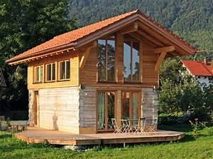 Kleines Haus Mit Garten Kaufen : blockh user f r singles und kleinfamilien tiny houses ~ Frokenaadalensverden.com Haus und Dekorationen