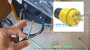 Power Cord Plug Wiring  U2013 Xueming