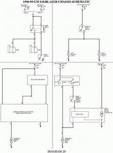 1998 Chevy S10 Radio Wiring Diagram