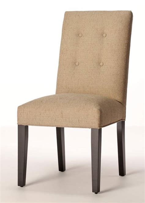 button back back dining chair with tapered legs factory