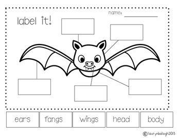 bat craft pack by lauryn balogh teachers pay teachers 224   original 915658 2