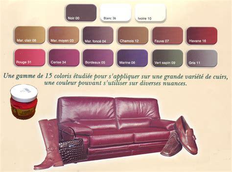 entretien canapé cuir blanc renovation cuir creme colorante pour cuir