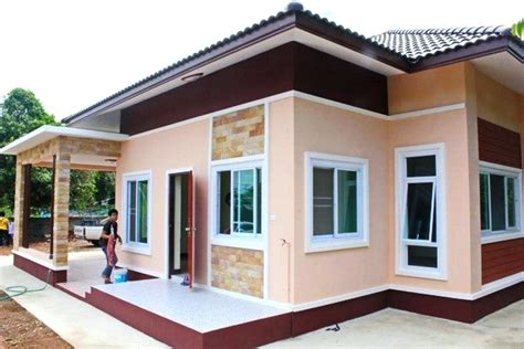 Single Story Mediterranean House Plans Bungalow Modern And