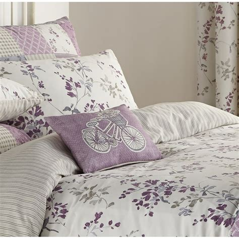 Bedspreads And Drapes - dreams n drapes lila lilac vinatge floral bedding