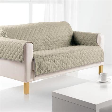 protège canapé 3 places argile achat vente housse de