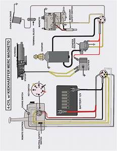 Boat Diagram Mercury Motor Wiring  U00ab All Boats