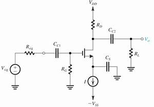 Consider The Common Source Amplifier Of The Follow ...