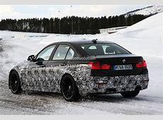 Spyshots 2013 F30 BMW M3 Winter Testing autoevolution