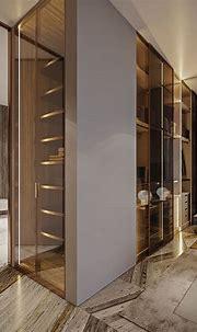 PecherSky apartment on Behance in 2021   Modern luxury ...