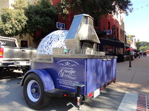mobile pizza best 25 mobile pizza oven ideas that you will like on