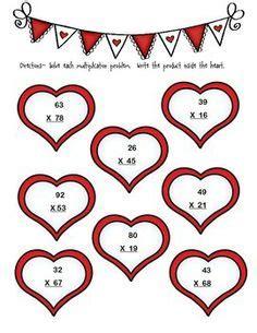 worksheets valentines day images worksheets