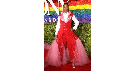 Billy Porter The Tony Awards Wears