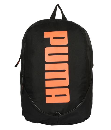 Puma Backpack Orange