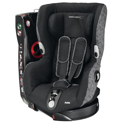 siege auto axiss isofix axiss de b 233 b 233 confort si 232 ge auto groupe 1 9 18kg aubert