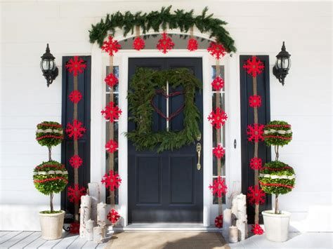 Outdoor Holiday Decorations
