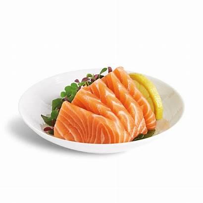 Salmon Sashimi Maki Sushi Yo Yosushi Cucumber