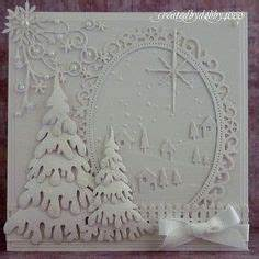 1000 images about Inspiring handmade Christmas cards on