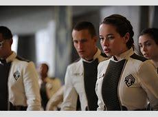 Anna Popplewell Susan Pevensie is in Halo 4 Forward