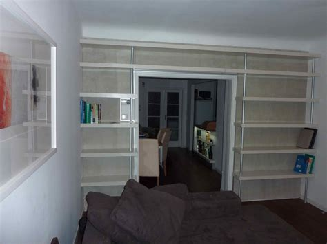 Furniture: Ikea Lack Shelves For Can Beautify A Wall In No