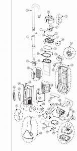 Proteam Progen 12  15 Vacuum Parts