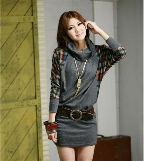 Modern Winter Dresses for College Girls u2013 Designers Outfits Collection