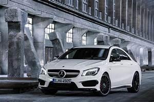 Mercedes Cla Blanche : mercedes benz clase cla 45 amg 2018 ~ Melissatoandfro.com Idées de Décoration