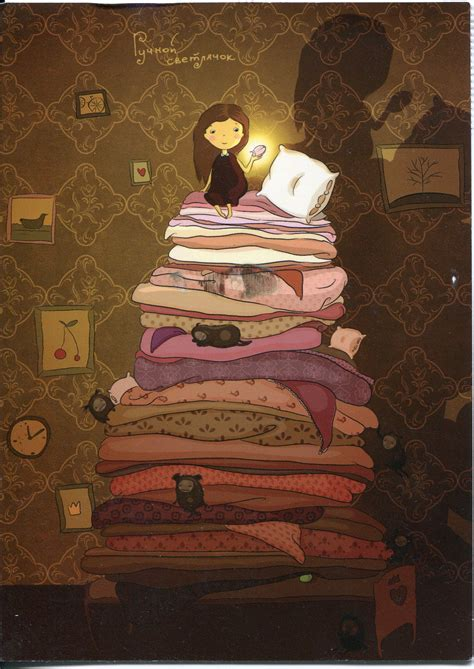 The Princess And The Pea  Remembering Letters And Postcards