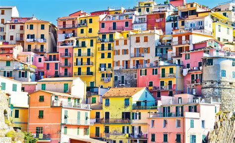 Europe's Most Colourful Towns  Features  N By Norwegian