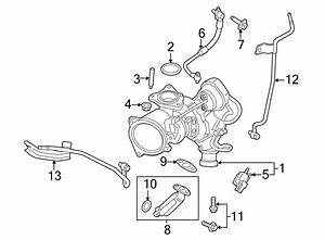 Ford Fusion Turbocharger  Kit  Actuating  Solenoid  Liter