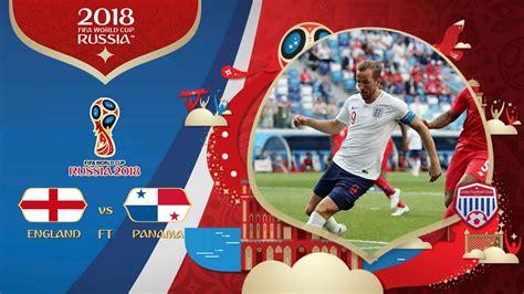 ไฮไลท์ฟุตบอลโลก 2018 กลุ่ม G อังกฤษ Vs ปานามา Hd