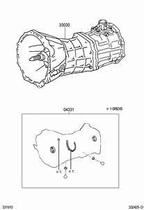 Toyota Tacoma Manual Transmission Assembly
