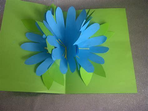 Ideen Schöne Geschenke Zum Muttertag 3d Pop Up Karten