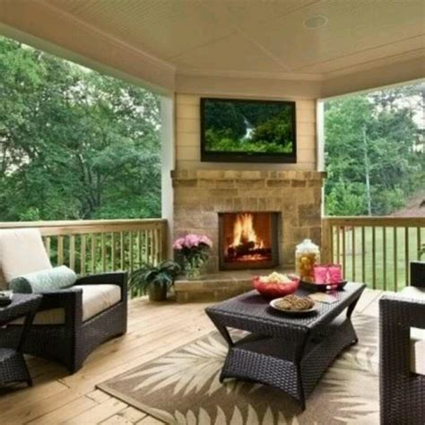 cool porches cool back porch for the home pinterest