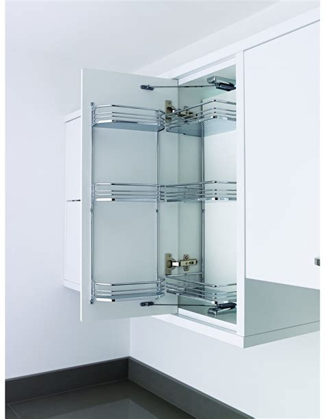 kitchen pull out storage units ktpw300c wall tandem storage baskets pull out for 300mm 8401