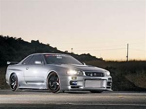 Nissan Skyline R34 Gtr - Rb26 Motor