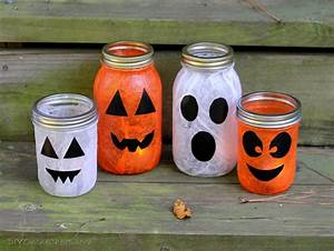 8 Quick and Easy Halloween Craft Decoration Ideas - Rent