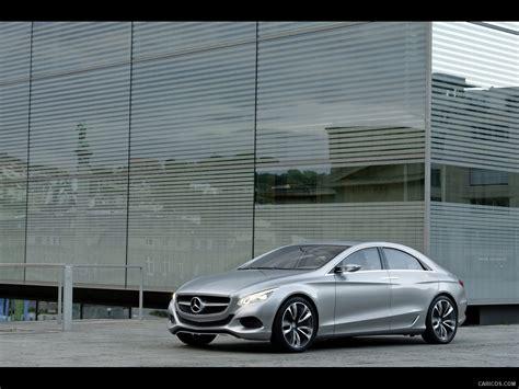Mercedes Benz F800 Style Concept 2018 Front Left