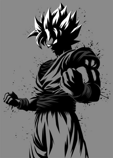 super ink anime manga poster print metal posters