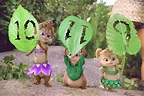 Alvin and Chipettes step into the Wild - Around The Buzz