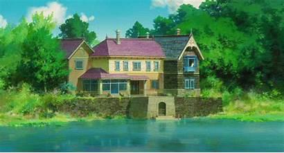 Ghibli Studio Marnie Anime There Anna Omoide