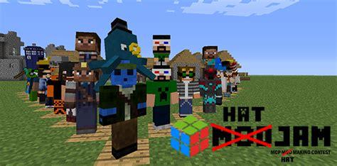 hats  hats hats   hats minecraft mods